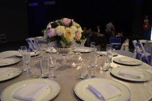 Wedding Reception - Table Arrangements