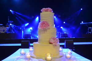 Wedding Reception - The Wedding Cake